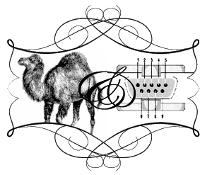 Camels and serial ports